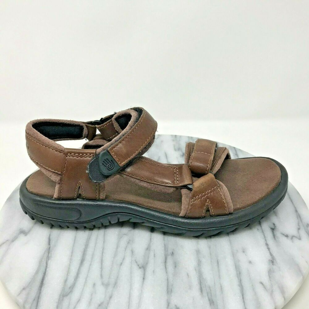 Womens Size 6 Brown Leather