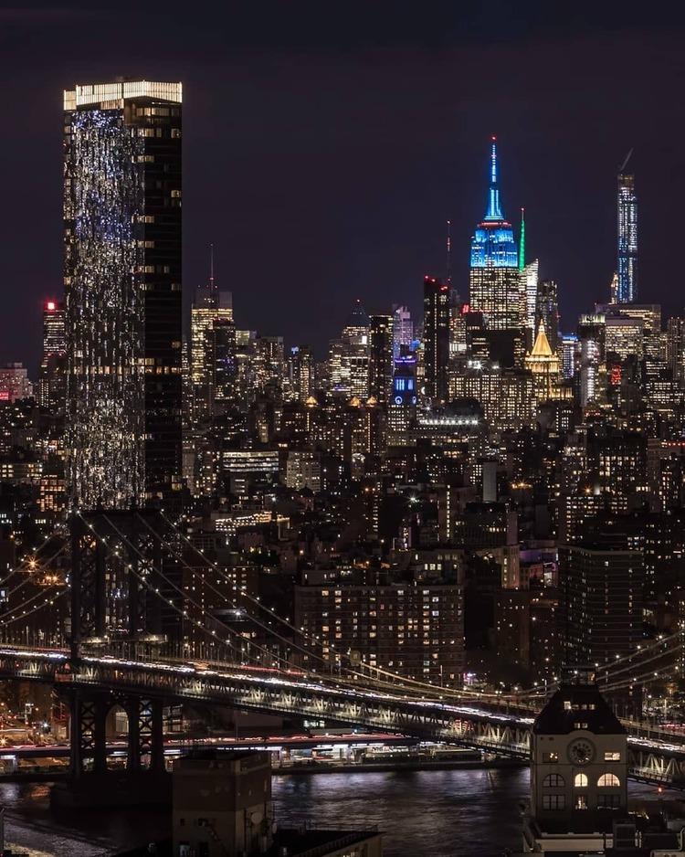 Saturday, January 18th, 2020, Good Evening! | Viewing NYC | New york city  travel, New york life, Nyc at night