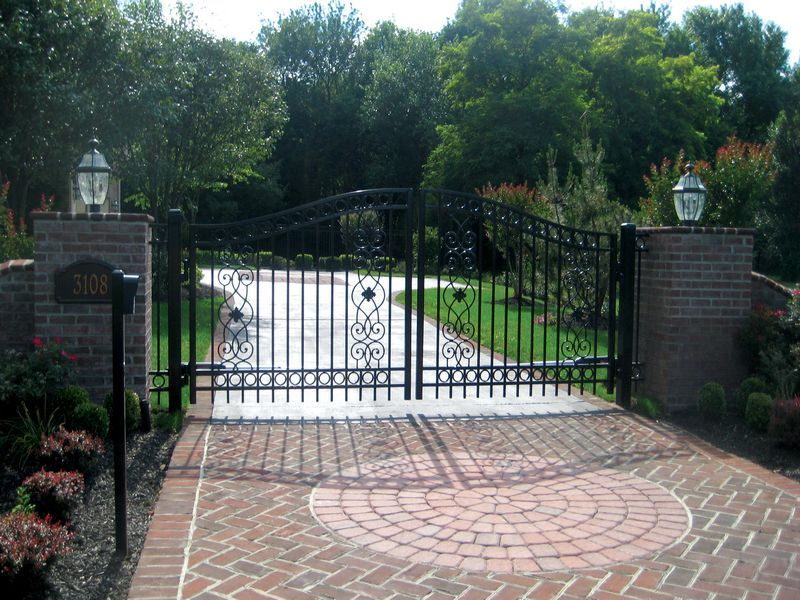 You Can Really Make Your Gate Look Even Better With Well