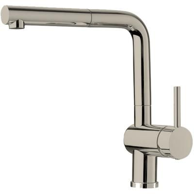 Blanco - Single-Lever Pull-Out Faucet, Stainless Steel - SOP1244 ...
