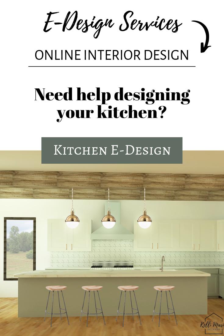 Kitchen E Design Service Services