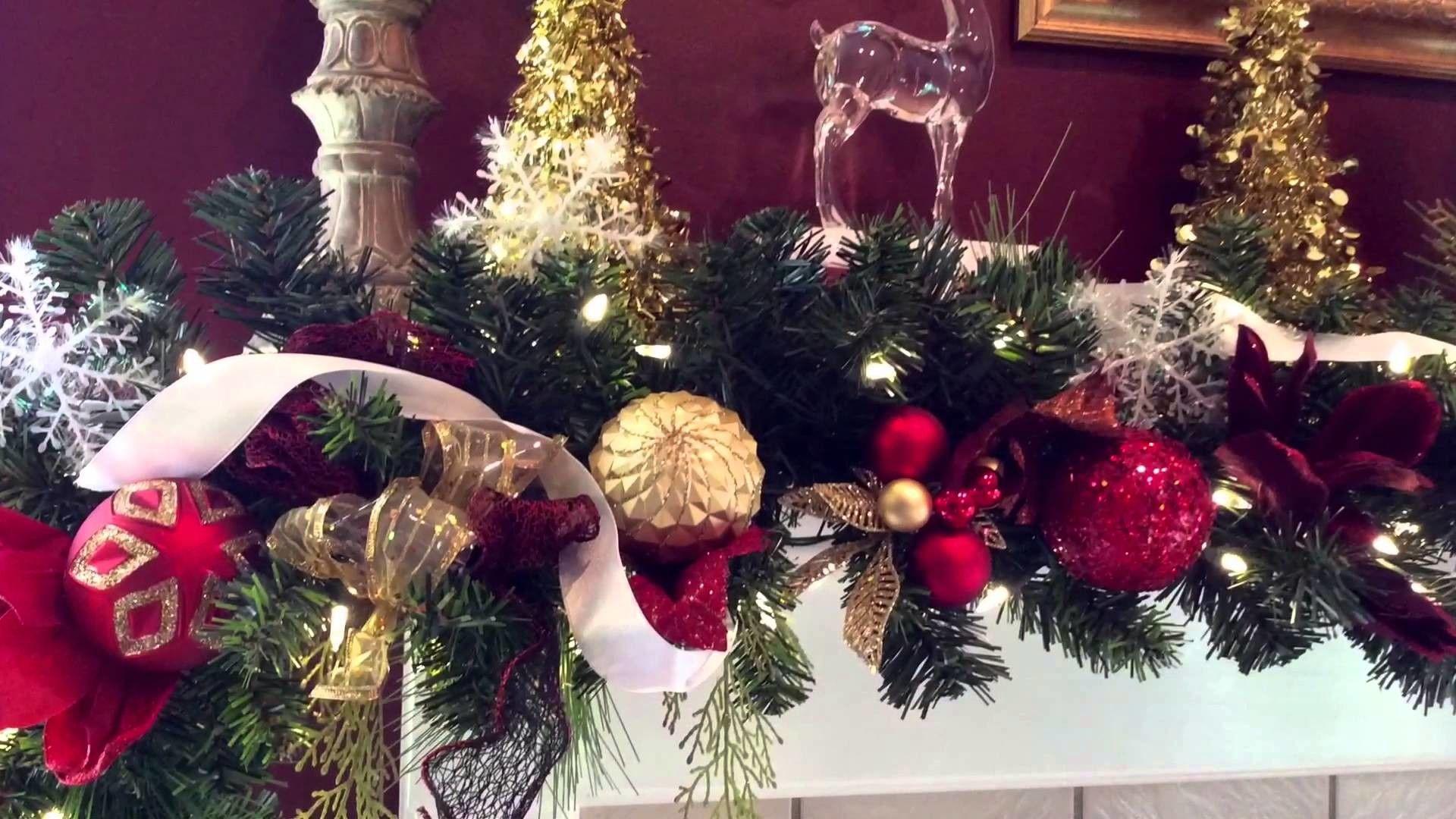 CHRISTMAS DECOR | Christmas Crafts | Pinterest
