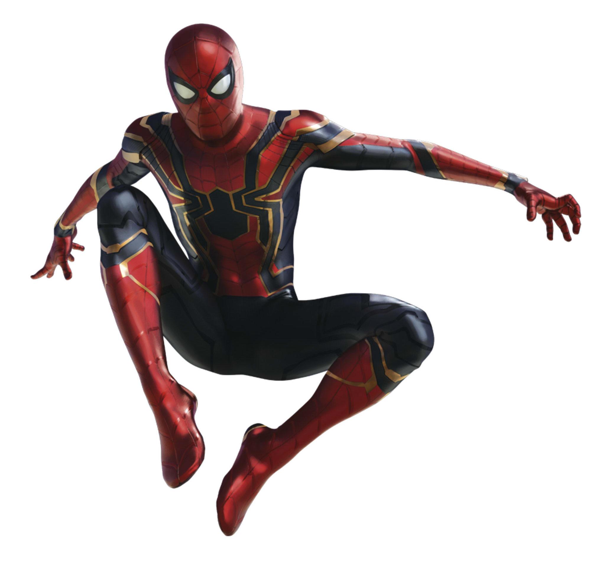 Iron Spider Infinity War Png Motorsiklet Duvar Kagitlari