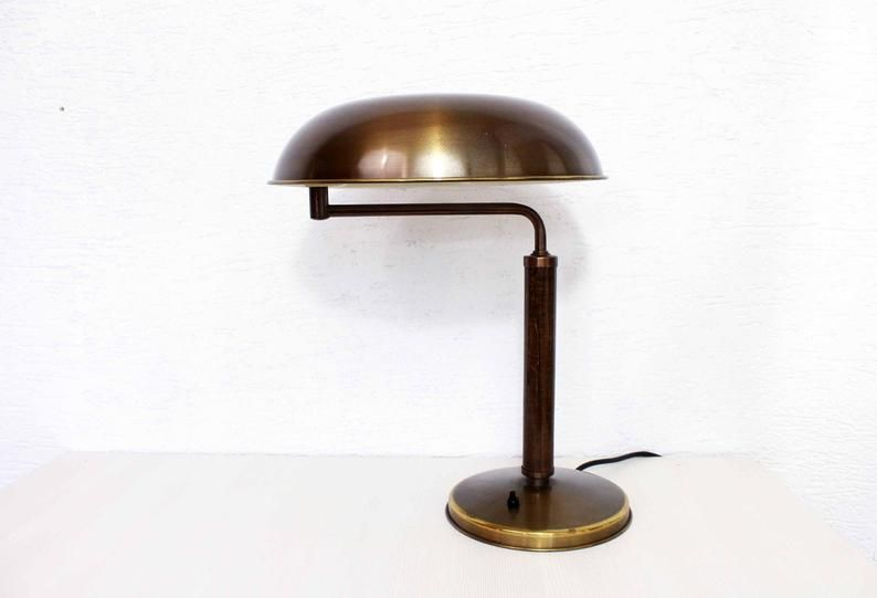 Art Deco Mushroom Lamp Of The 70 S In 2020 Lamp Mushroom Lamp Soft Lighting