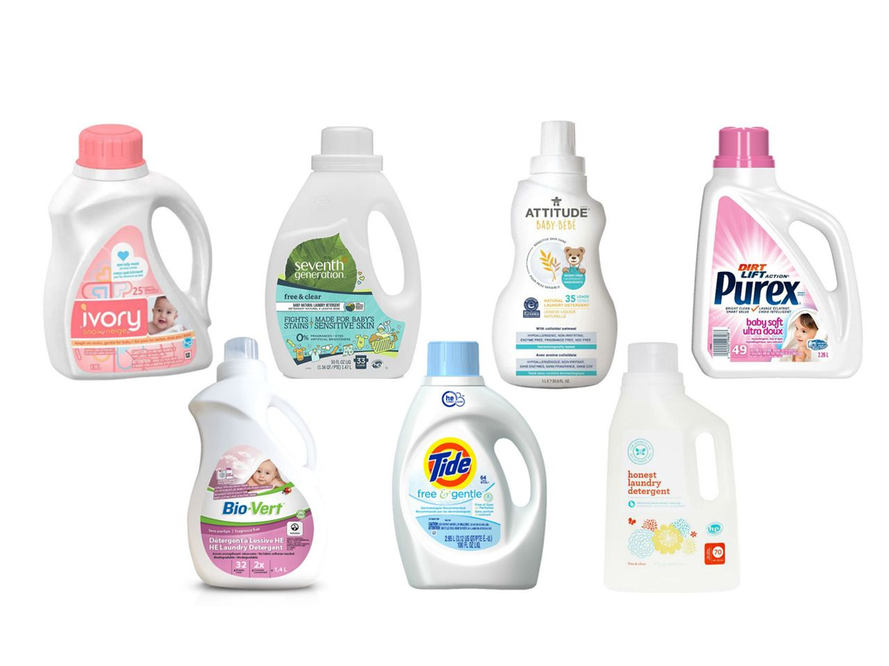 Best Baby Laundry Detergents Of 2018 Today S Parent Baby