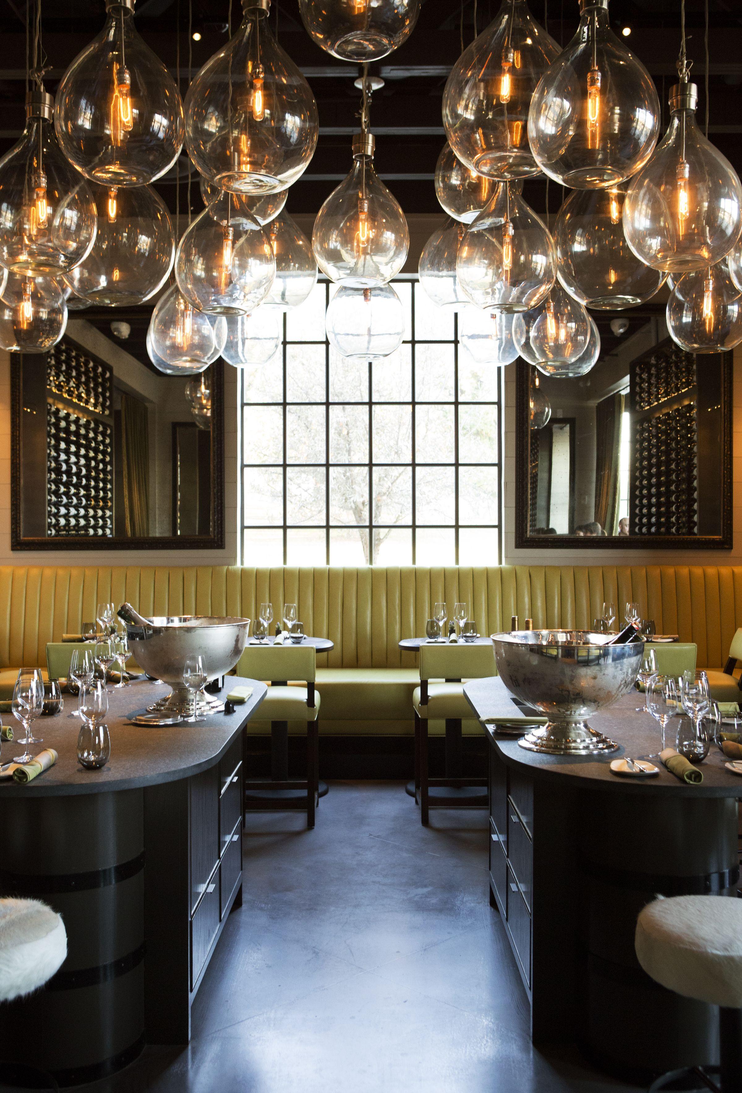 LaV Restaurant, Austin, TX By Mcalpine Tankersley