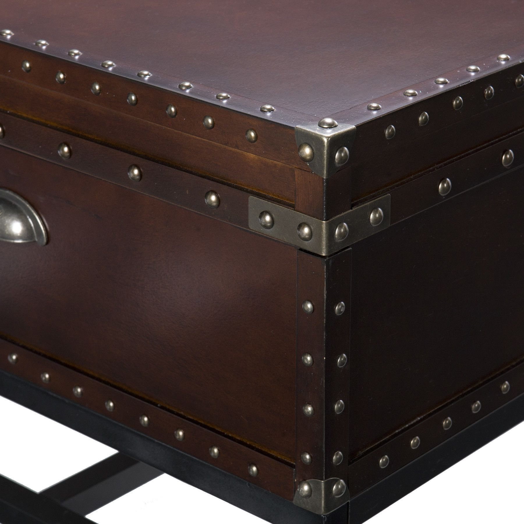 Wildon Home Southport Trunk Coffee Table With Lift Top Coffee Table Trunk Coffee Table With Storage Coffee Table [ 1800 x 1800 Pixel ]