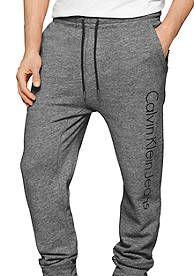9515c7b27e9 Calvin Klein Jeans Jogger Fleece Pants | Men's Most Wanted in 2019 ...