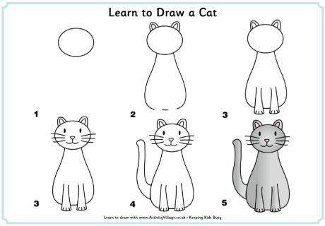 """Learn to draw.....the only subject I got a """"c"""" in, in school!"""