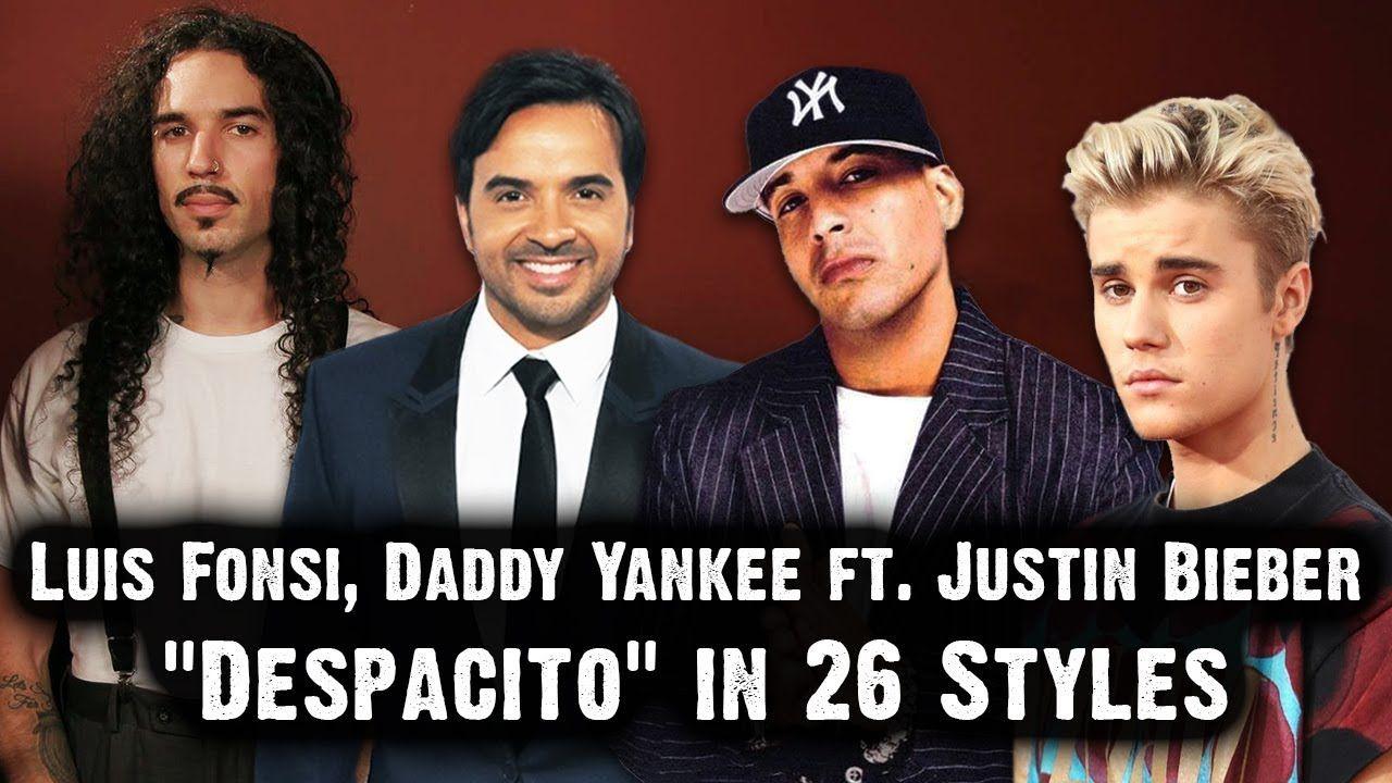 Luis Fonsi Daddy Yankee Ft Justin Bieber Despacito Ten Second Song Daddy Yankee Justin Bieber Video Game Music