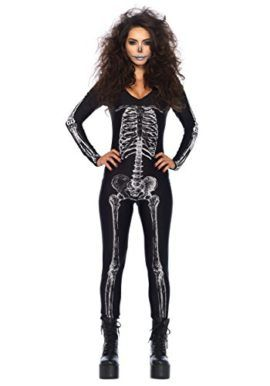 Leg Avenue Womens X-Ray Skeleton Catsuit Costume Check out this amazing cat costume! #halloween2017 #cats  sc 1 st  Pinterest & Leg Avenue Womenu0027s X-Ray Skeleton Catsuit Costume | Catsuit costume ...