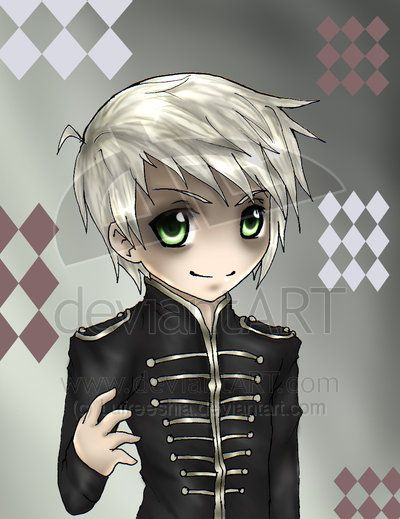 image result for gerard way anime my chemical romance in 2018