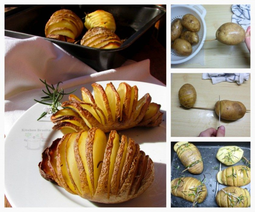 Collage patate