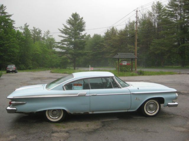 1961 Plymouth Fury 2 Door Hardtop For Sale Photos Technical