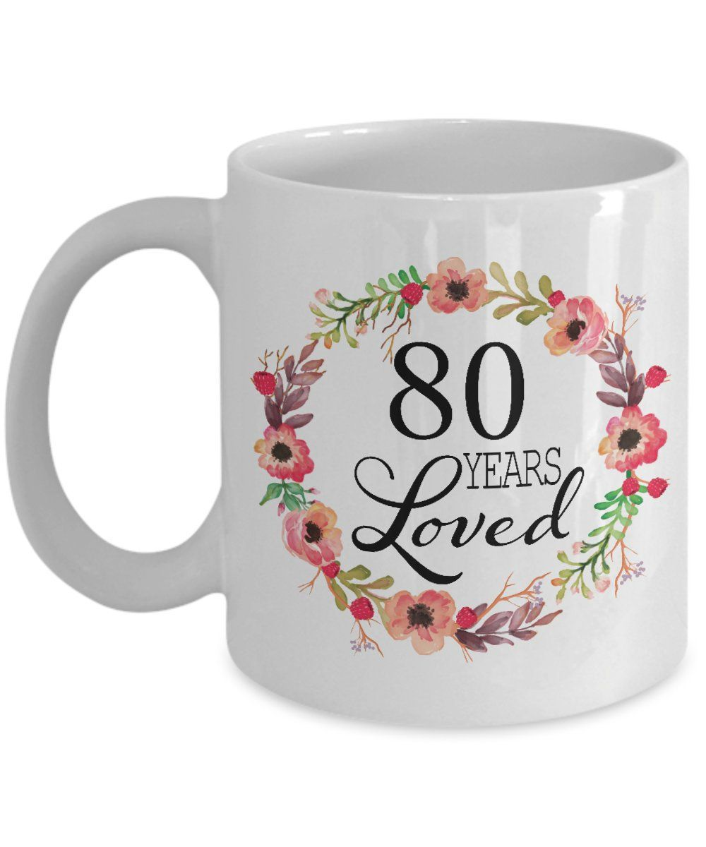 80th birthday gifts for women gift for 80 year old