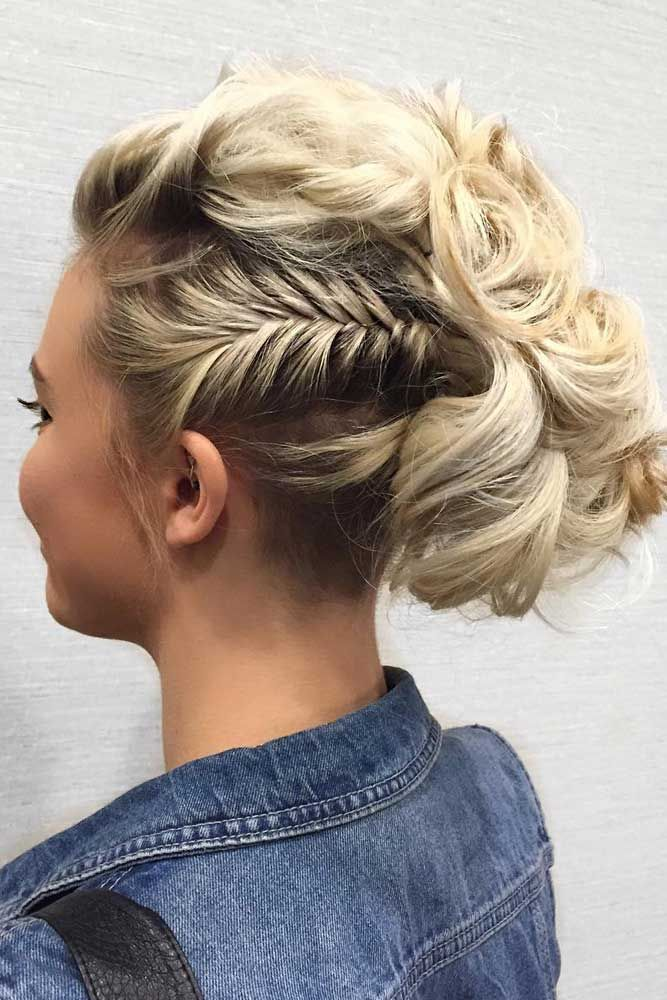 Pin By Ewismelvin On Hairstyle Pinterest Up Dos And Short Hair