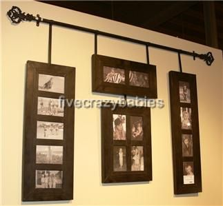 Extra Large Luxury Hanging Multi Photo Frame Xl Wall