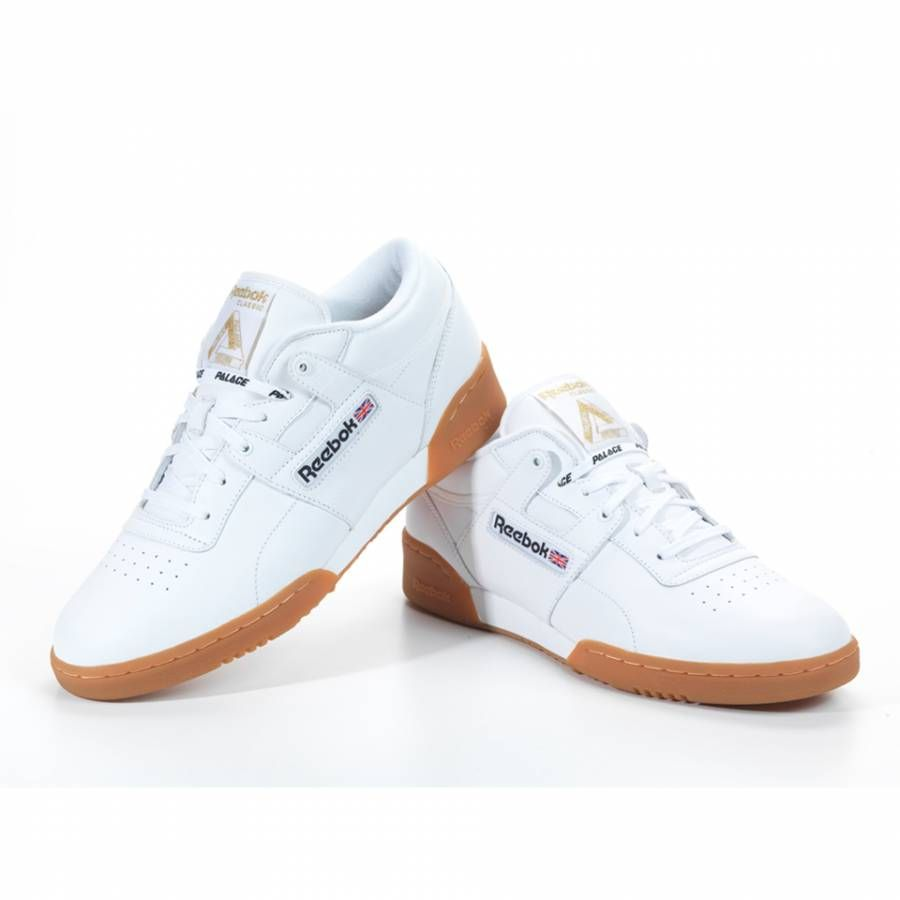 Workout Shoes From Palace X Reebok