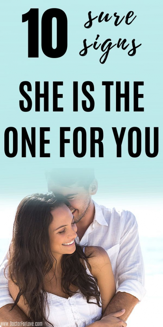Want to know if you've met the right girl? Is she The One for you? These 10 signs will tell you if the woman in your life is the right person for you. If she ticked off the boxes - she must be the love of your life. The right woman/ Is she The One/ Relationship goals/ The right person/ Love and Relationship/ Love advice/ Relationship advice/ #LoveOfMyLife #IsSheTheOne #TheRightPerson #TheOneForYou #TrueLove #relationship