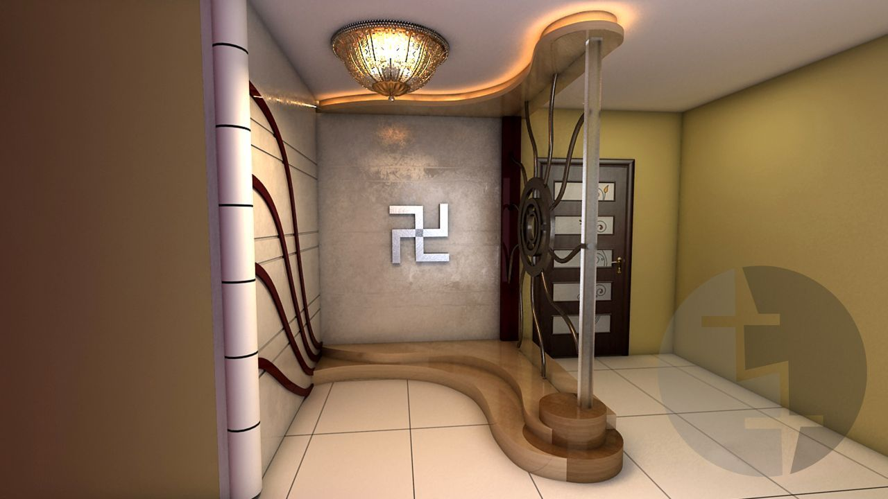 Pooja room ideas perfect 10 gives you an ultimate for Pooja room interior designs