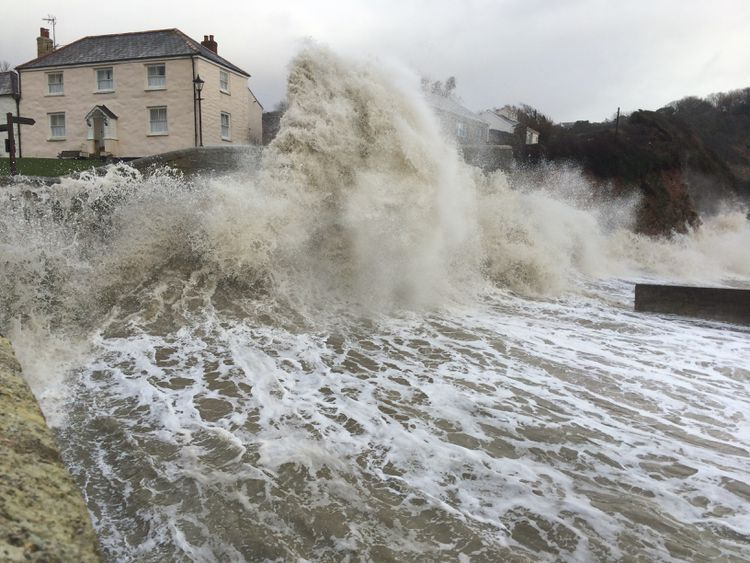 Are you at risk from the potential of a natural disaster