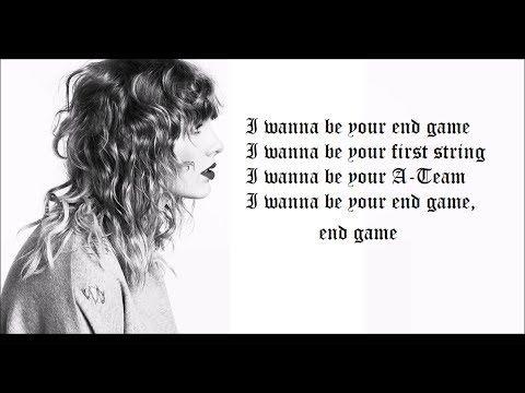 Taylor swift end game lyrics ft ed sheeran future http taylor swift end game lyrics ft ed sheeran future stopboris Images