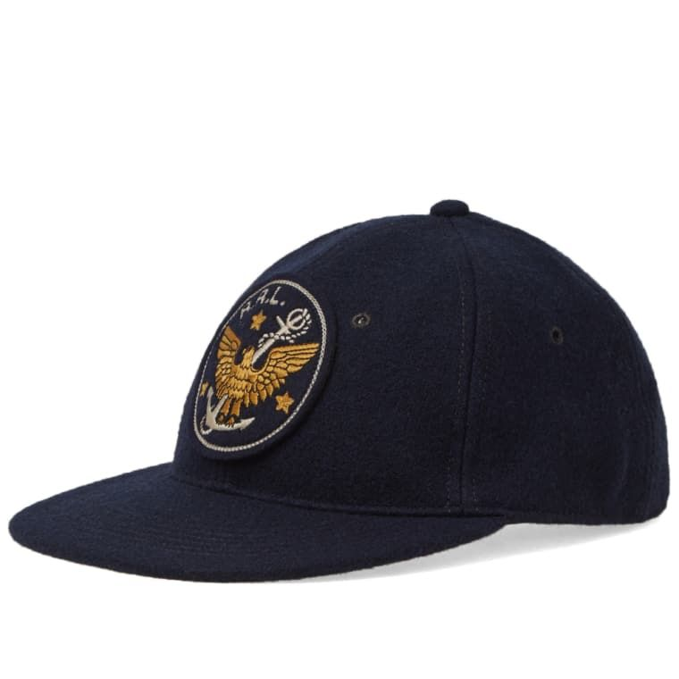52dab3fb3c2ec RRL Fitted Ball Cap in 2019