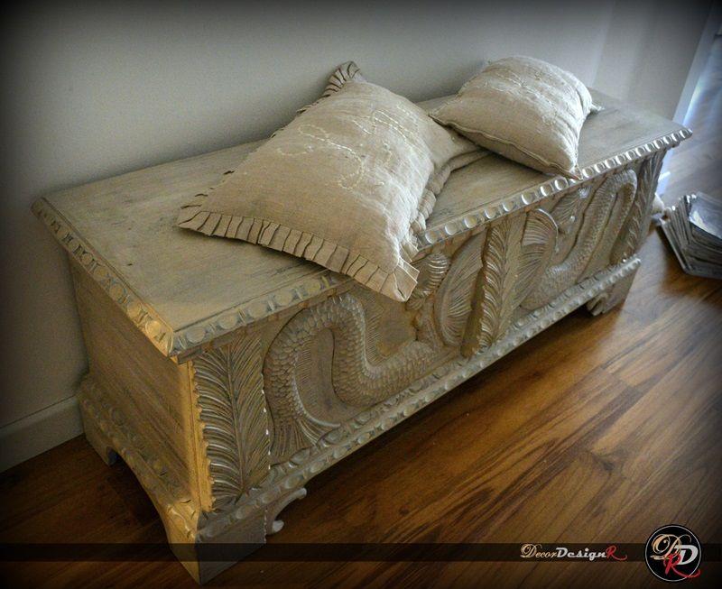 Mobili Decorati ~ Cassapanca shabby decordesignr mobili decorati