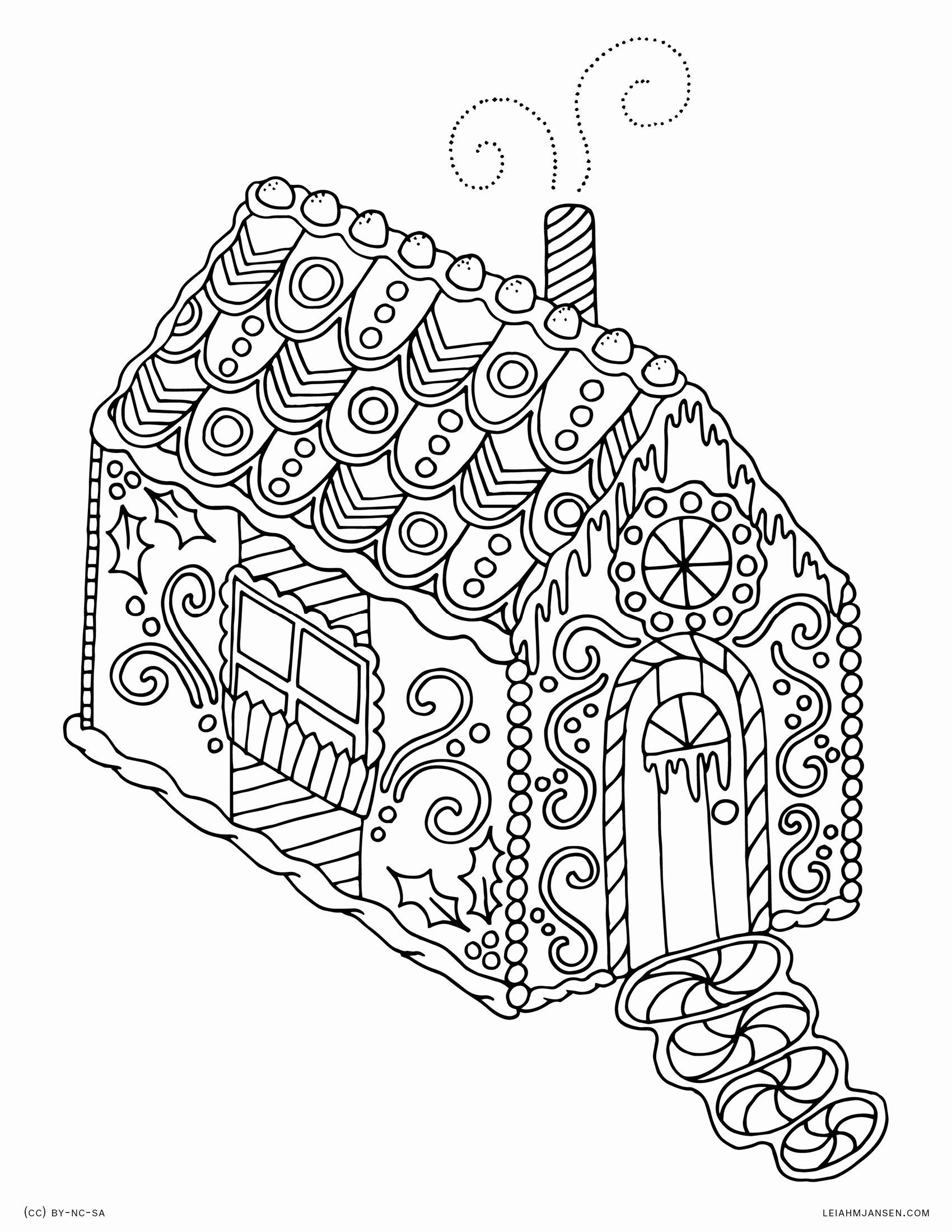 Happy Holidays Coloring Pages Printable In