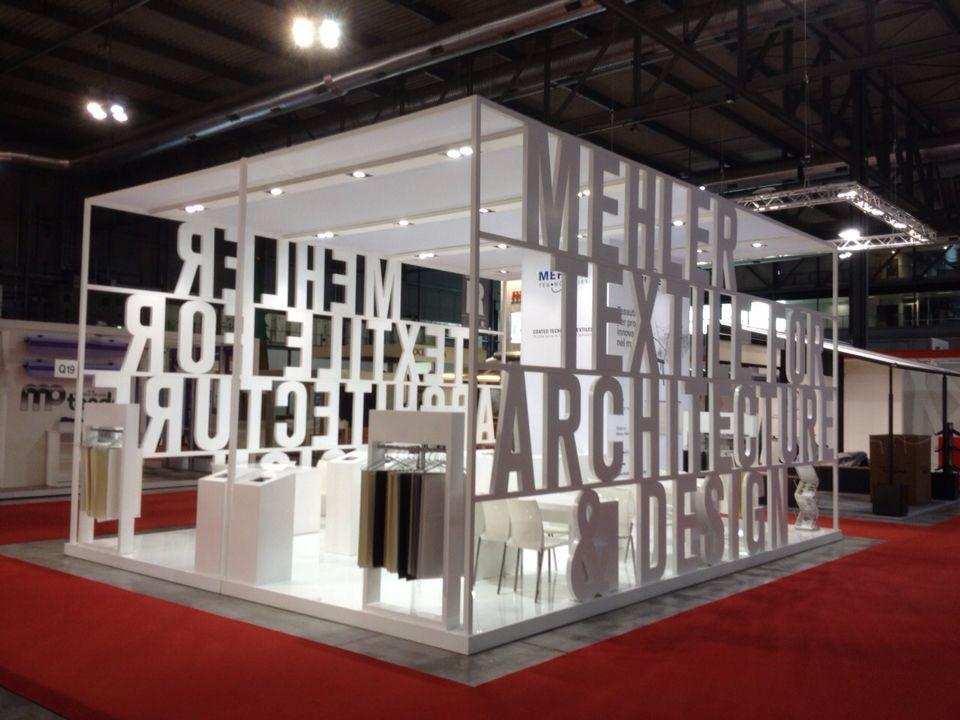 Exhibition Stall Design Exhibition : Stand made expo exhibition diseño de stands