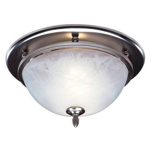 broan nutone 754snnt decorative satin nickel fan light 92 15 off rh pinterest com