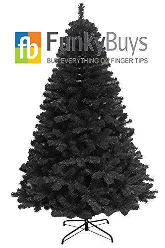 funkybuysa tall slim black colorado spruce artificial chr https www amazon co uk dp b01638cgls ref cm sw r pi awdb x xedrybf1efvff