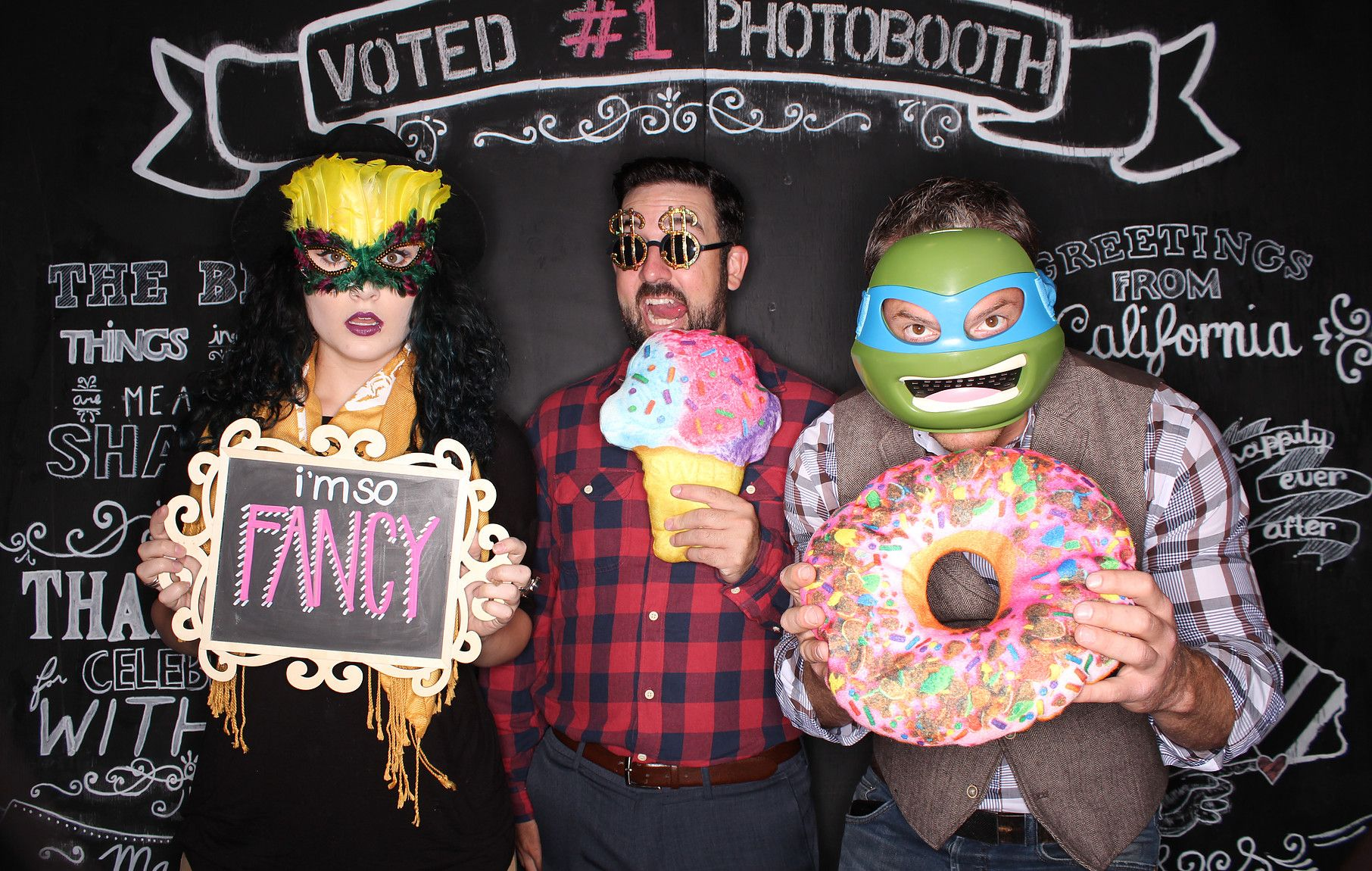 Photo booth rental Los Angeles by Pixster photo booths  We