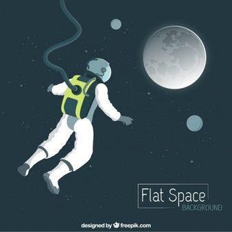 hand-gezeichnet-astronauten-fliegen-zum-mond_23-2147542265.jpg (338×338)