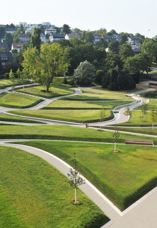 Landschaftsarchitekt Stuttgart killesberg park by rainer schmidt landschaftsarchitekten gmbh in