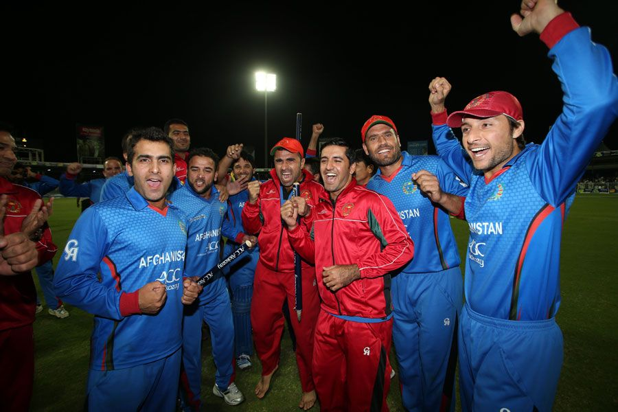 Gulbadin Naib produced a sensational knock to lift Afghanistan to a 3-2 series win against Zimbabwe after a two-wicket win