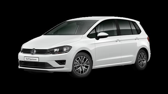 Golf sportsvan Volkswagen Plessis Robinson