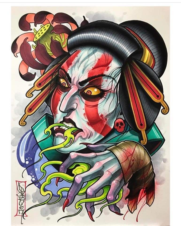 Pin By Andrew Wagner On Tattoo Designs: Pin By Andrew Davies On Jap Art
