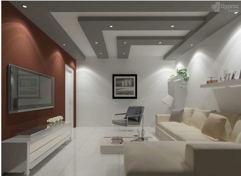 Tv room hall pinterest room and living rooms for Roof ceiling design in india