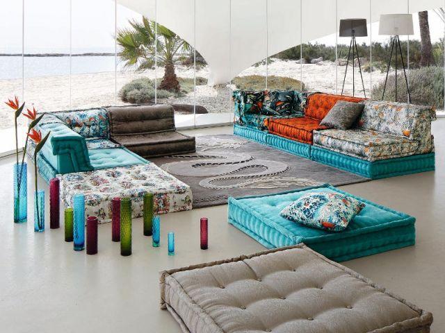 Jean Paul Gaultier Et La Deco Rock Et Couture Dans Les Interieurs Design Sejour Decoration Francaise Mobilier De Salon
