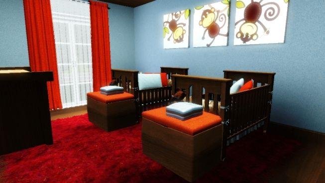 ideas para decorar cuarto de gemelos niña y niño - Buscar con Google ...