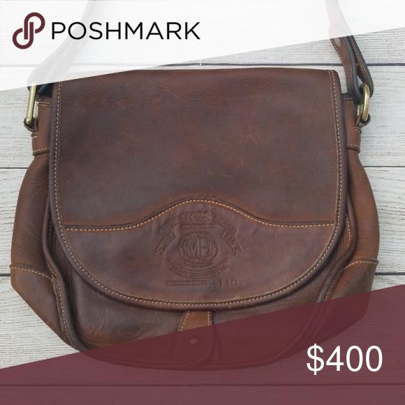 Spotted while shopping on Poshmark   Rare Ghurka Marley Hodgson crossbody  bag!  poshmark  fashion  shopping  style  Ghurka  Handbags 9f7f93e2b7