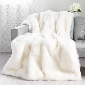 Premium Full Pelt Fur Blankets: FurSource.com
