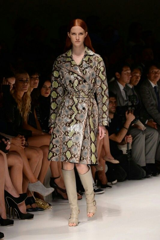 #SalvatoreFerragamo #PE2014 #MFW. All #News su #LagoBluBlog http://lagoblublog.blogspot.it/2013/09/milano-fashion-week-pe-2014-salvatore.html