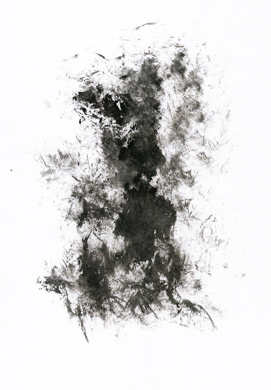 Ink Smudge 02 By Loadus On Deviantart Ink Splatter Smudging Ink