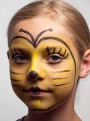 Afbeeldingsresultaat Voor Schminken Maya De Bij Schminken Bee