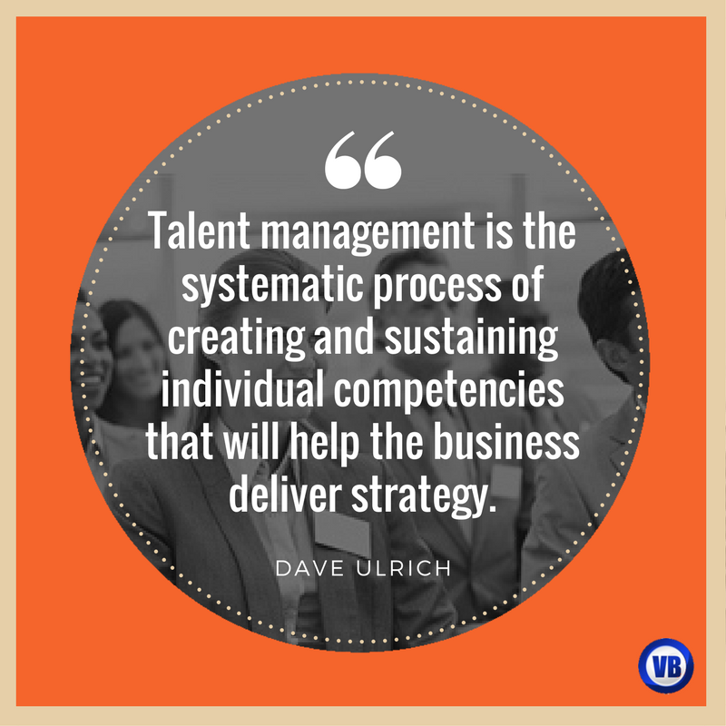 Quote Hr Strategy Competencies Talent Management By Dave Ulrich Talent Management Professional Quotes Business Skills