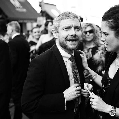 Martin Freeman at the BAFTA TV