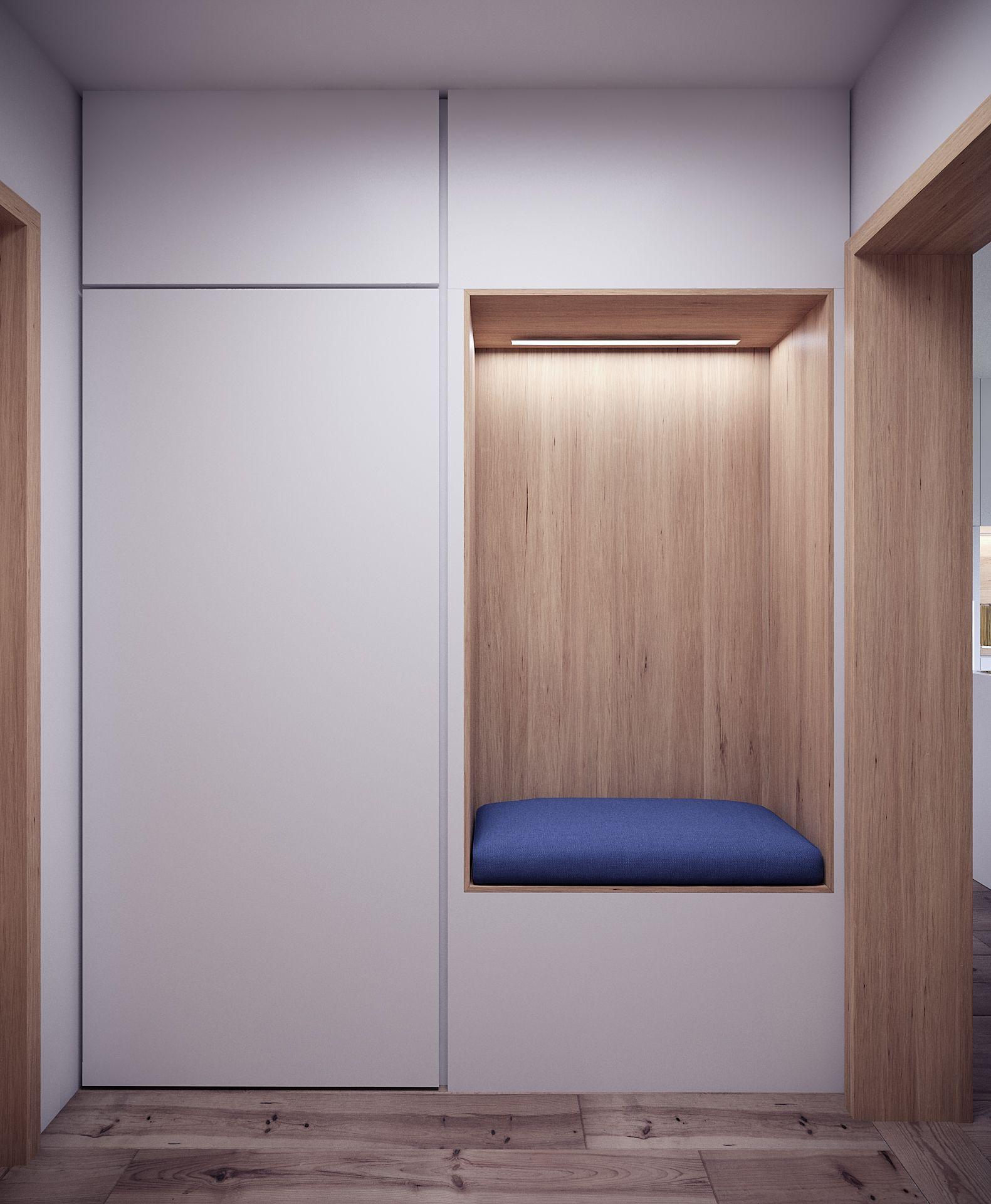 PF3074 – Entrance hall furniture