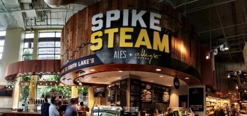 South Lake Union's Spike + Steam   Whole Foods Market   Seattle ...